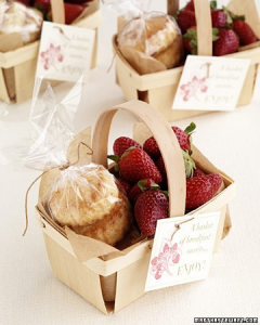 Berry Inspiration from Pinterest!