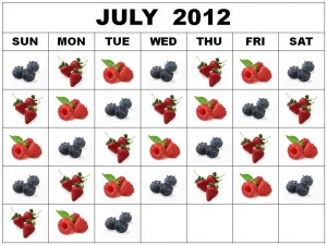 It's a Great Month for Berries!