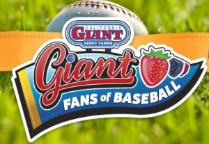 Giant Fans of Baseball Kickoff!
