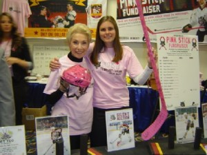 Think Pink Finalist Story: A Silver Lining Foundation