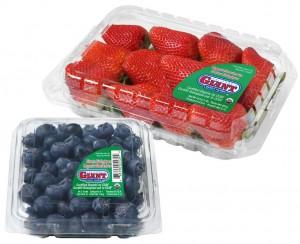 Berries Go Green