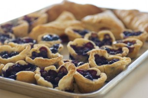 Favorite Baked Blueberry Blogger Recipes
