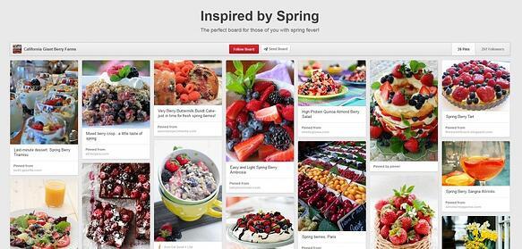 Cal Giant Spring Pinterest