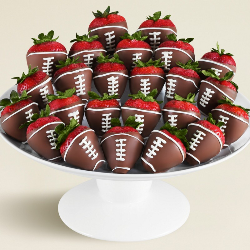 Tailgate with Fresh Berries!