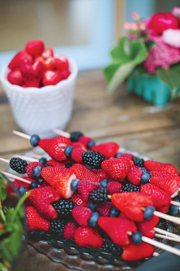 Tailgate Berries