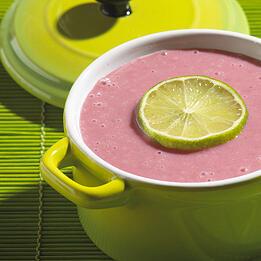 strawberry-soup