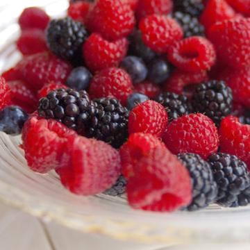 3 Nutritional Facts About Fresh Berries You May Not Have Known