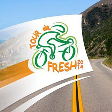 Tour de Fresh Raises Over $134,000 for Salad Bars in Schools