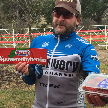 Cyclocross, Smoothies & a Sweepstakes