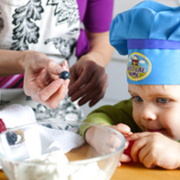Tips for Getting Kids in the Kitchen