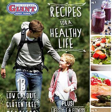 Recipes for a Healthy Life eBook
