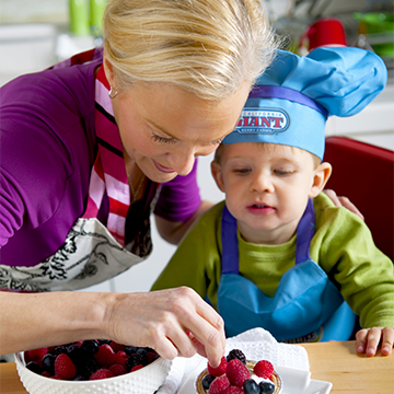 Junior Chefs: A Series About Kids In The Kitchen
