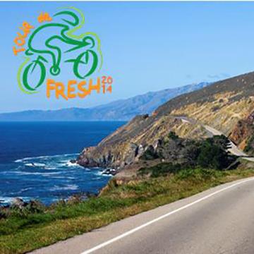 Tour de Fresh Supports School Nutrition