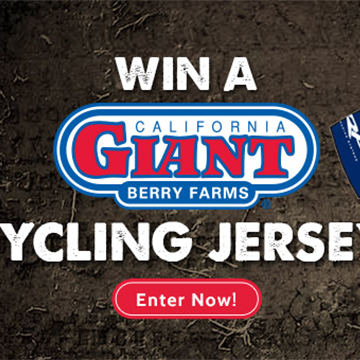 My Fitness Inspiration & Cycling Jersey Giveaway!