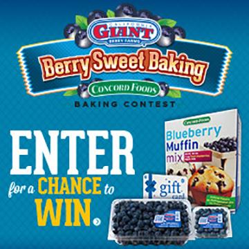 Berry Baking Contest Winners