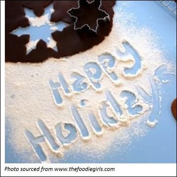 Foodie Holidays!