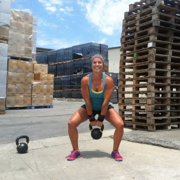 The Kettlebells Are Ringing!