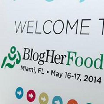 BlogHer Food Recap--A Food Blogger's Dream!
