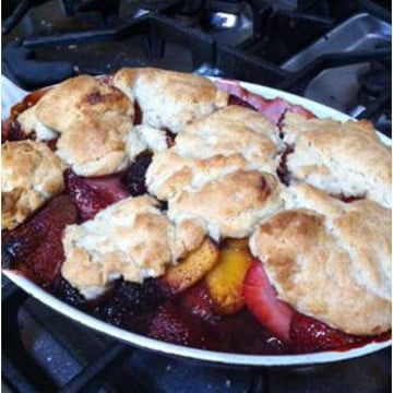 Summer Cobblers and Grunts