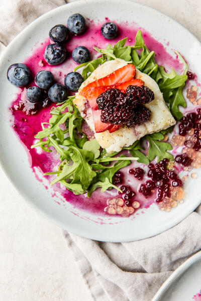 chef invitational berry halibut-7