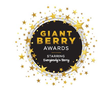 Berry Awards Logo