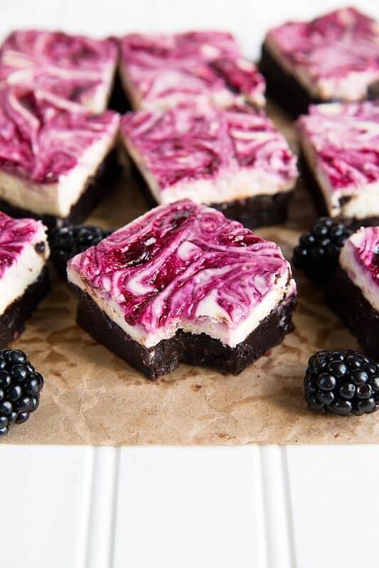 BlackBerry-Cheesecake-Brownies-5-533x800