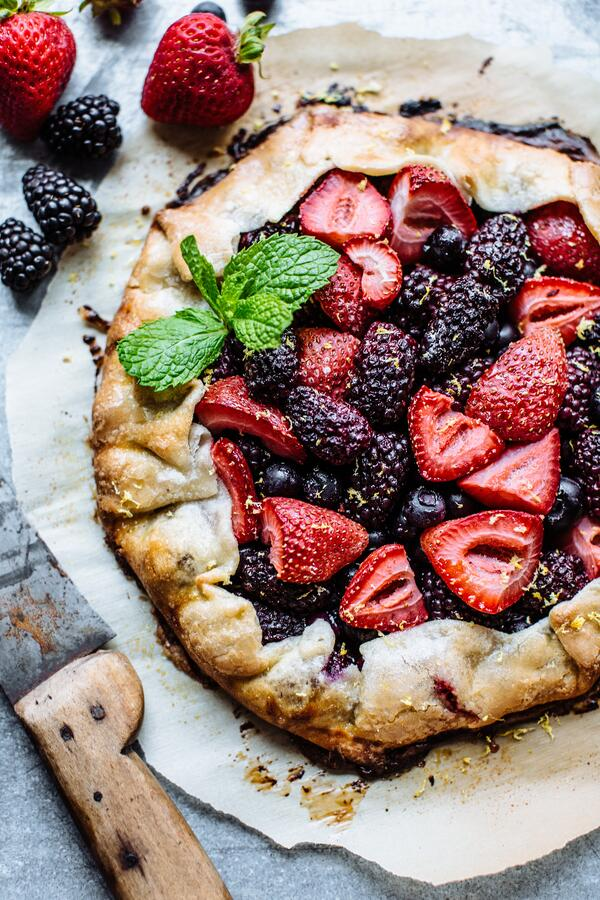 berry galette-4
