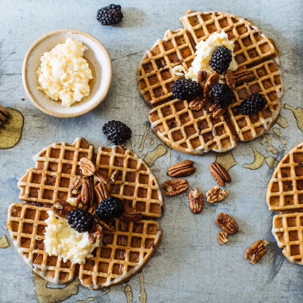 blackberry pecan waffles-4-683781-edited