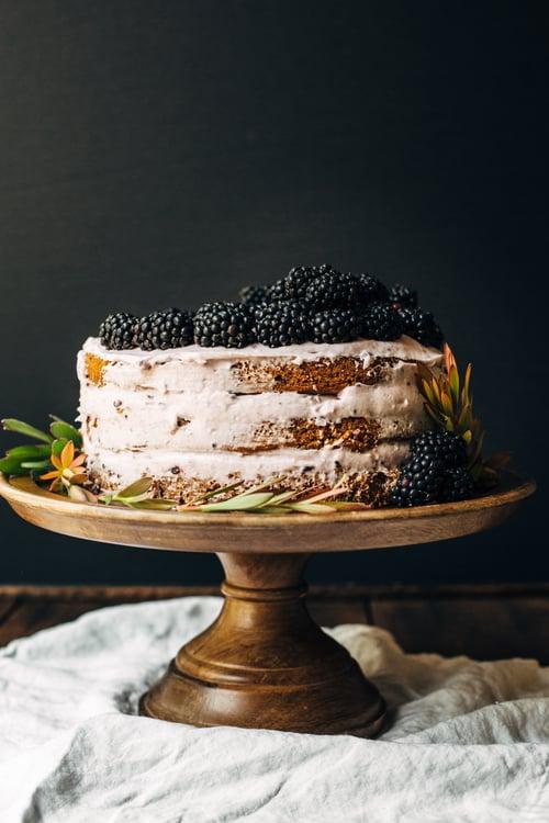 blackberry pumpkin spice cake-3 (2)