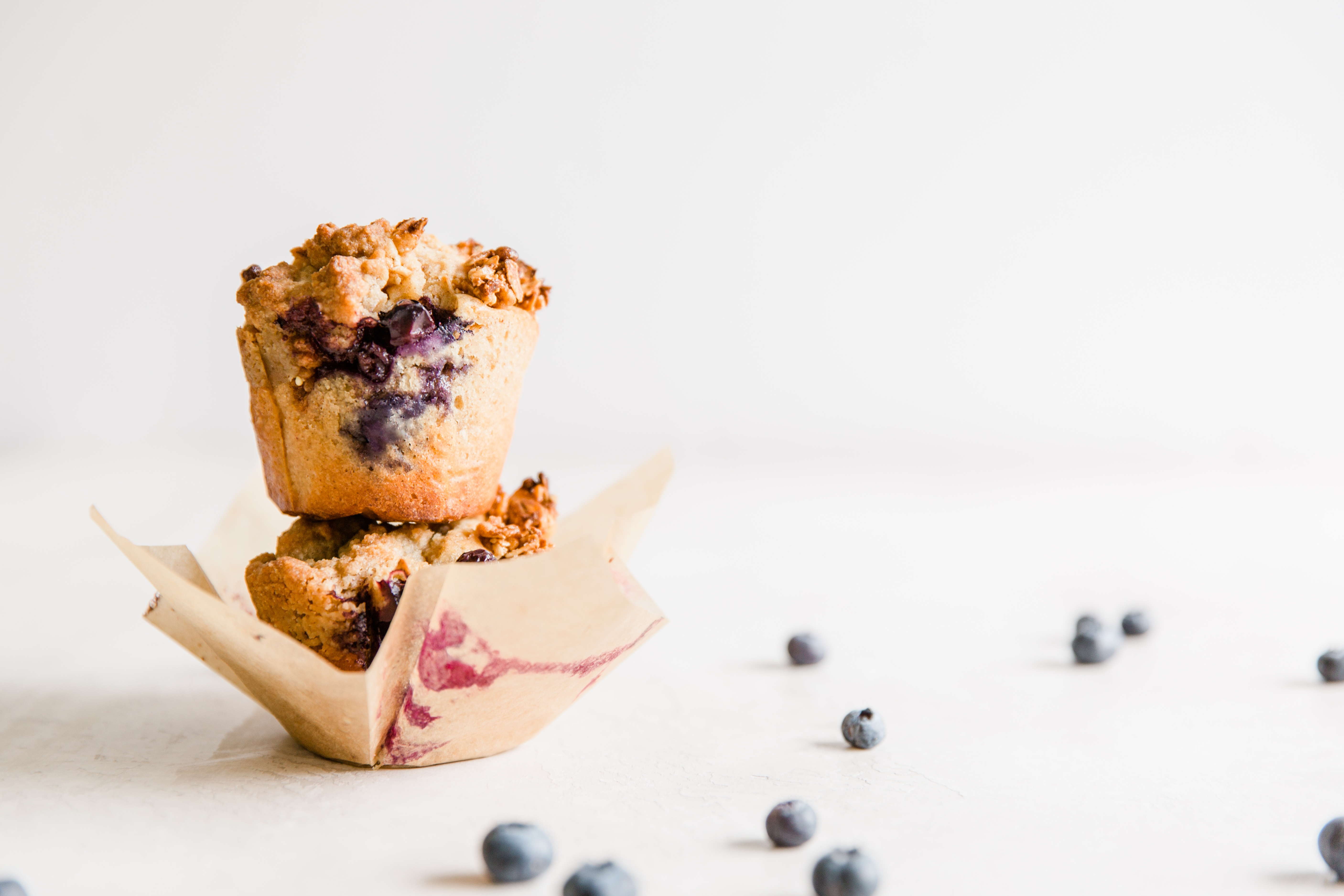 blueberry muffins-43