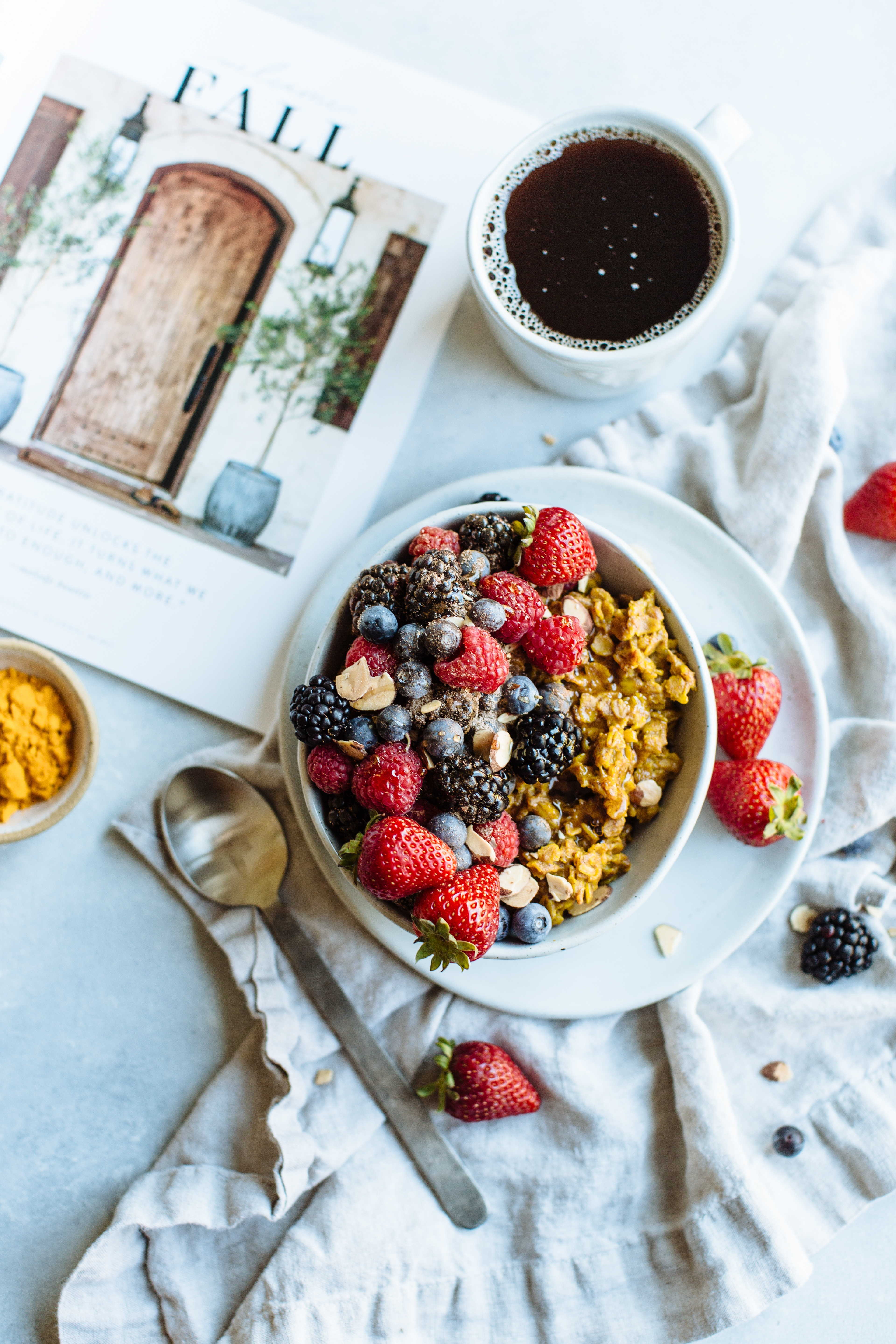 golden oatmeal with berries-1.jpg