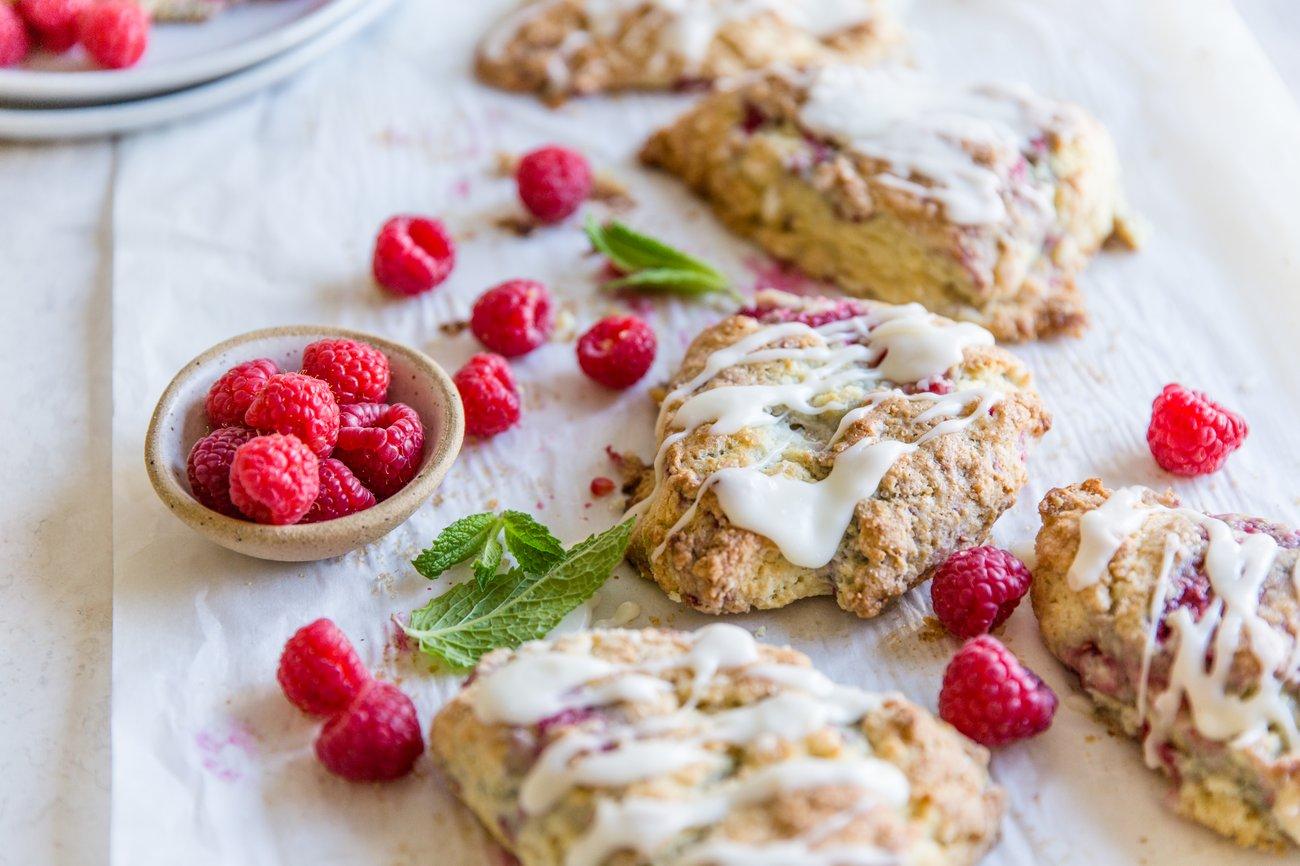 raspberry scones-12