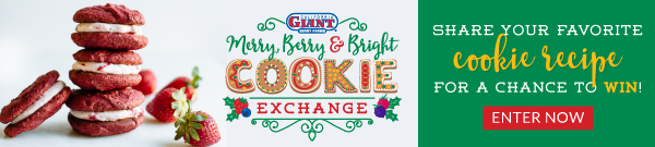 Merry Berry and Bright Cookie Exchange