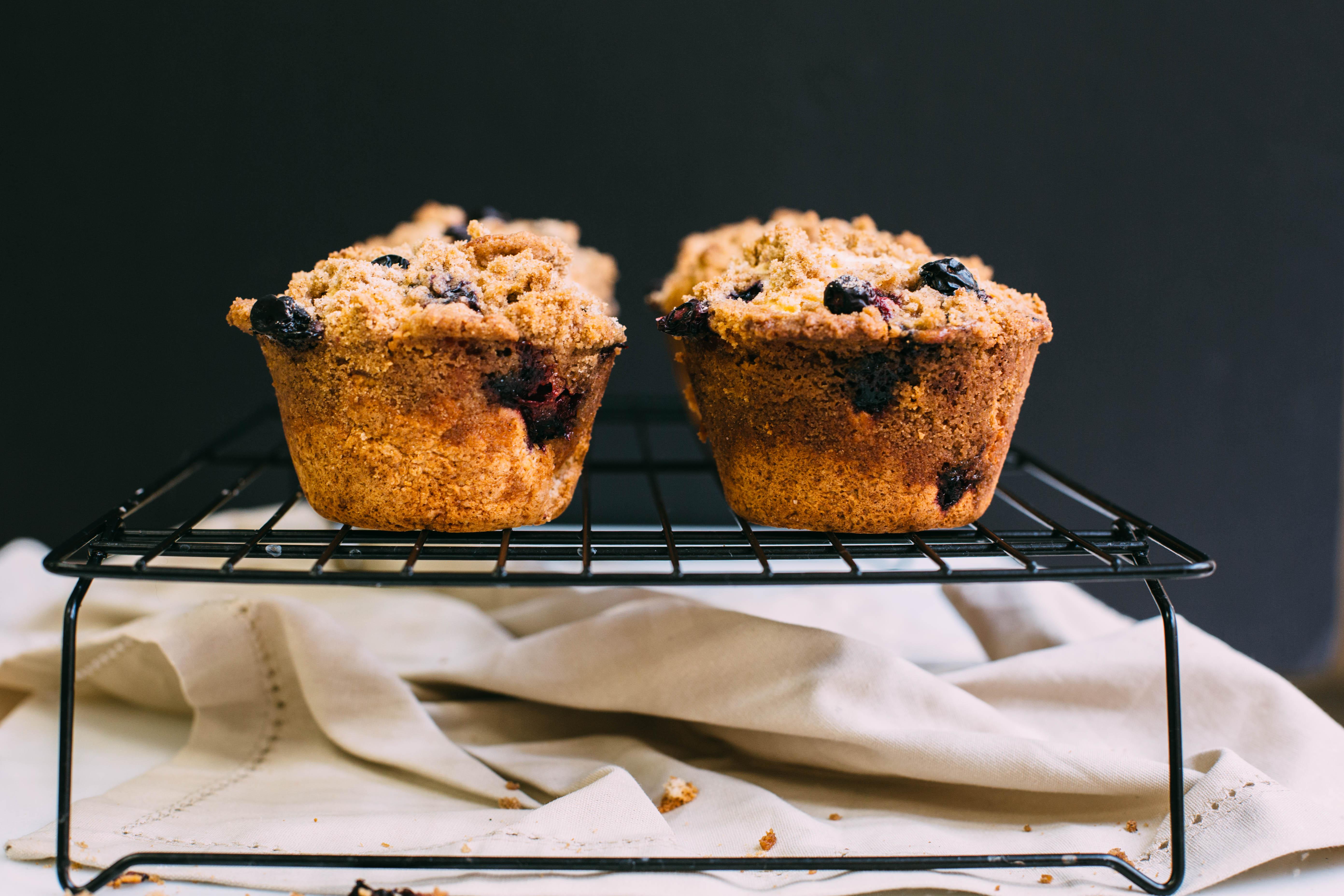 Easy Blueberry Coffee Cake