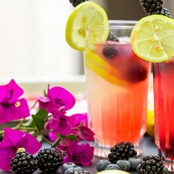 Keeping Labor Day Fun, Tasty and Berry Simple