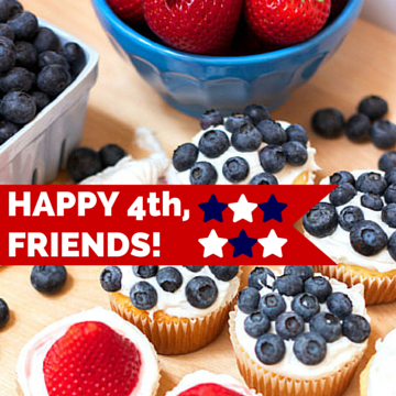 July 4th Recipes In 20 Minutes Or Less!