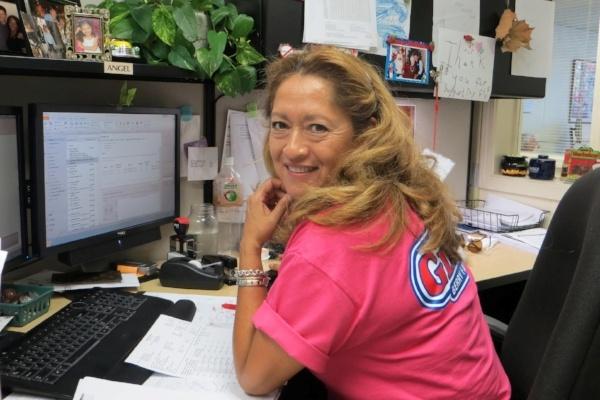 Meet Angel Sanchez, Volunteer Extraordinaire at California Giant