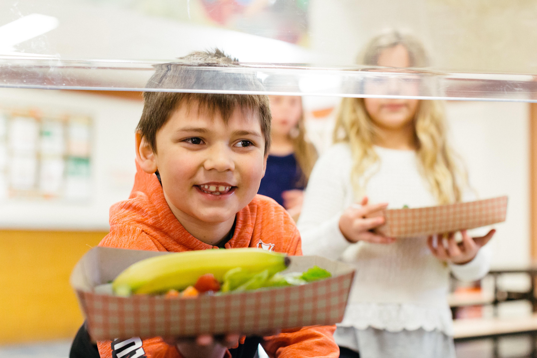 Help Us Bring Salad Bars to Children Across America