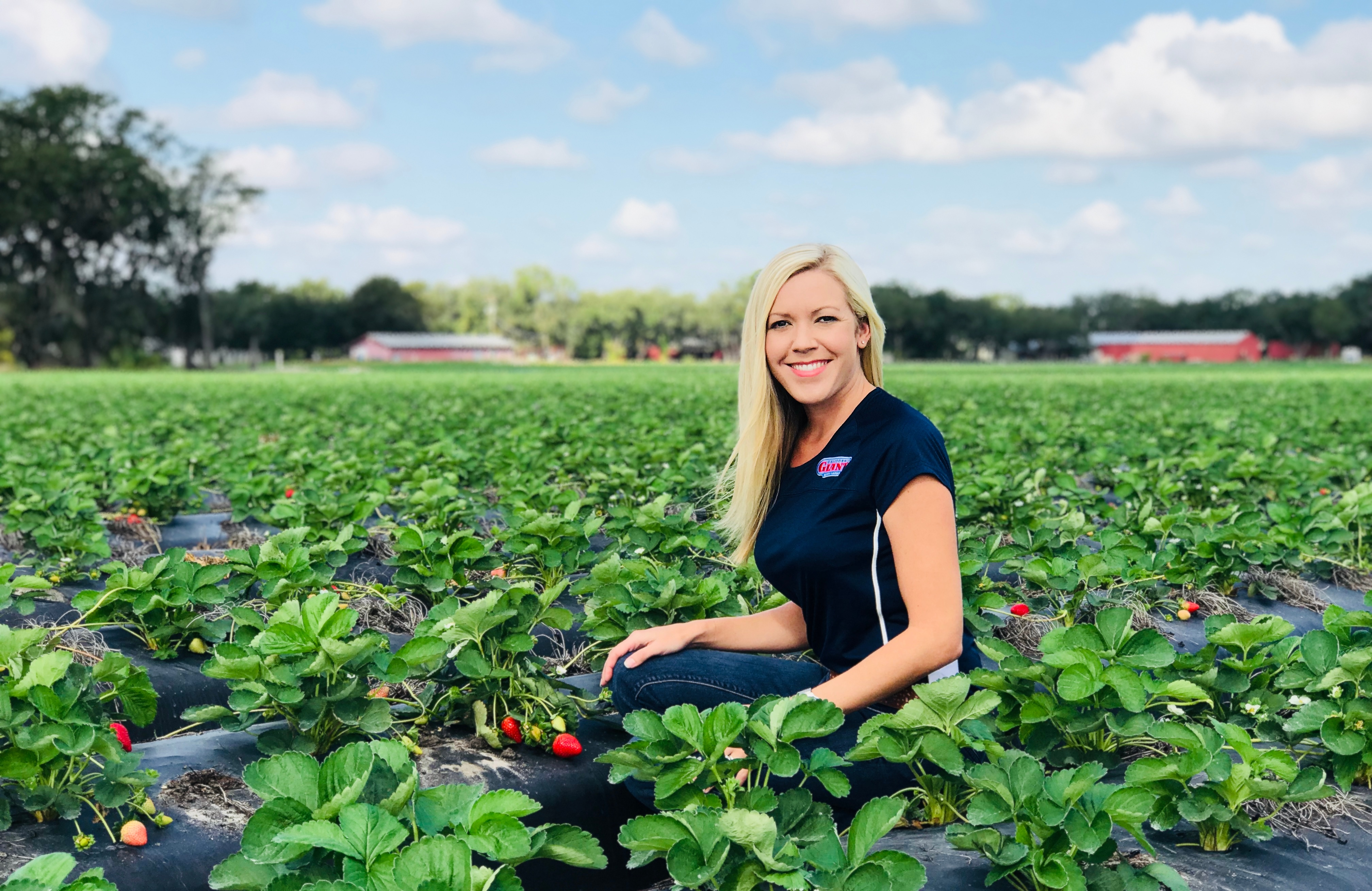 Audra's Berry Story