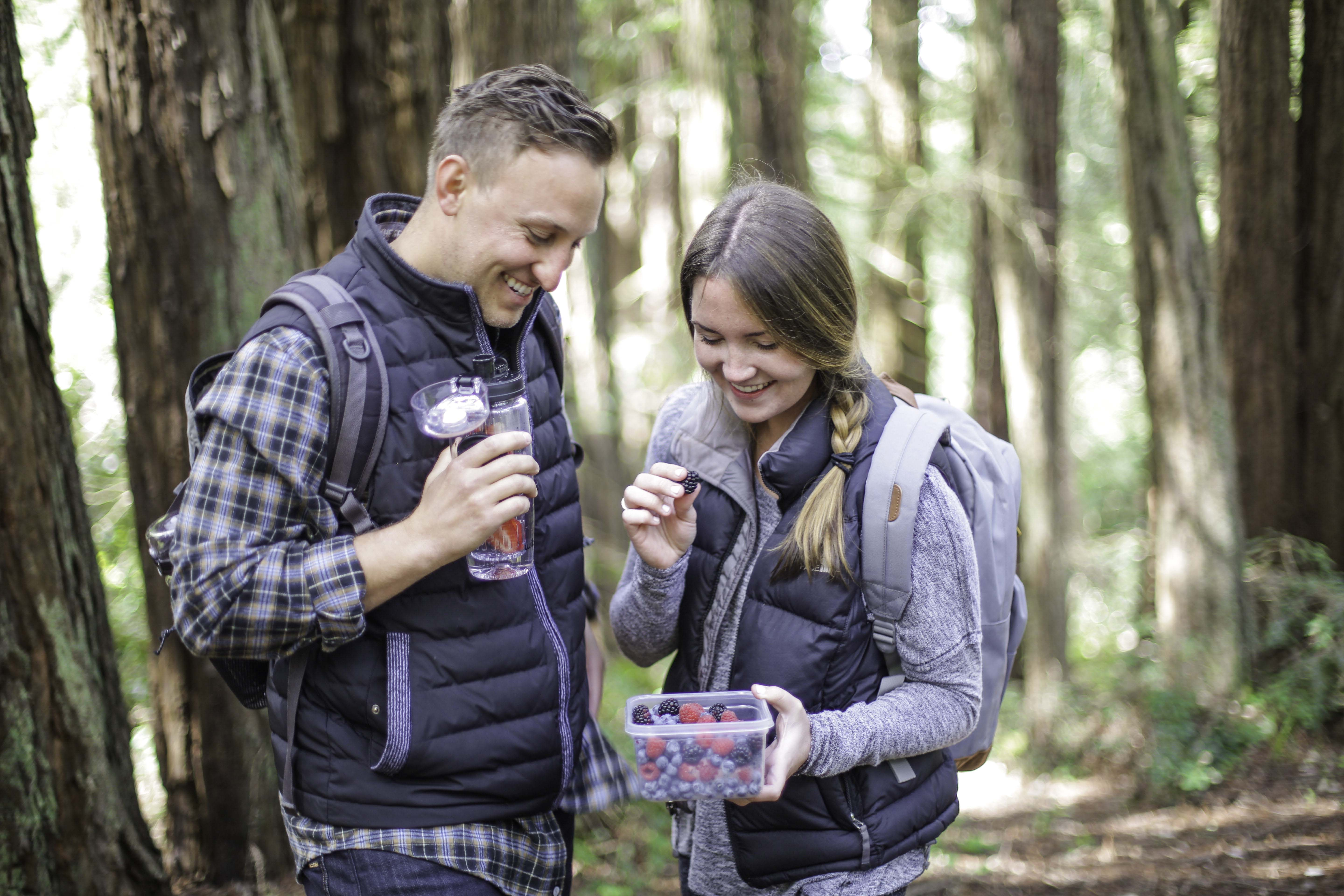 Energizing Summer Snacks for Outdoor Adventures