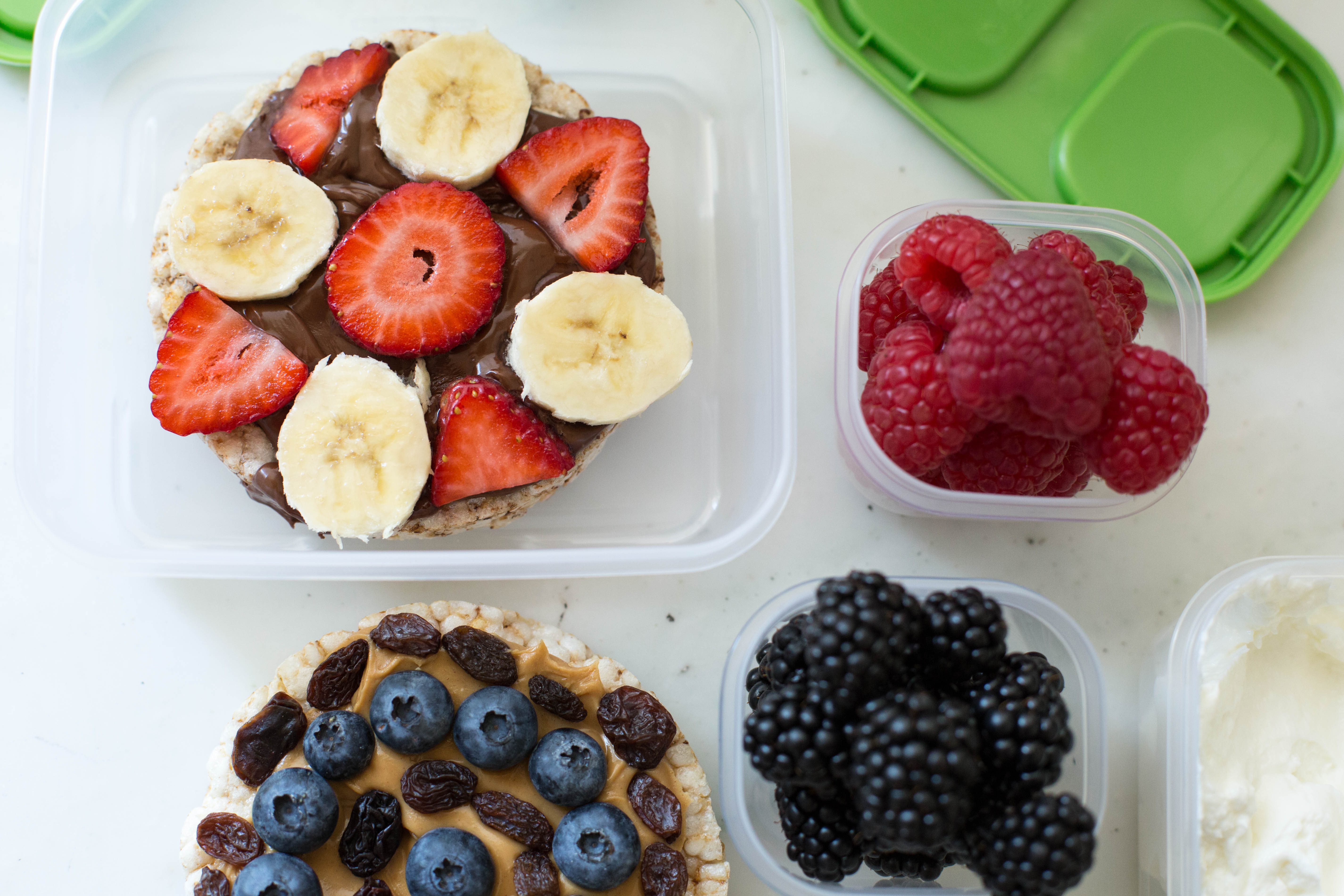 Back to School with Berries