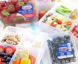 Recipes to Get the Kids Cafeteria Ready