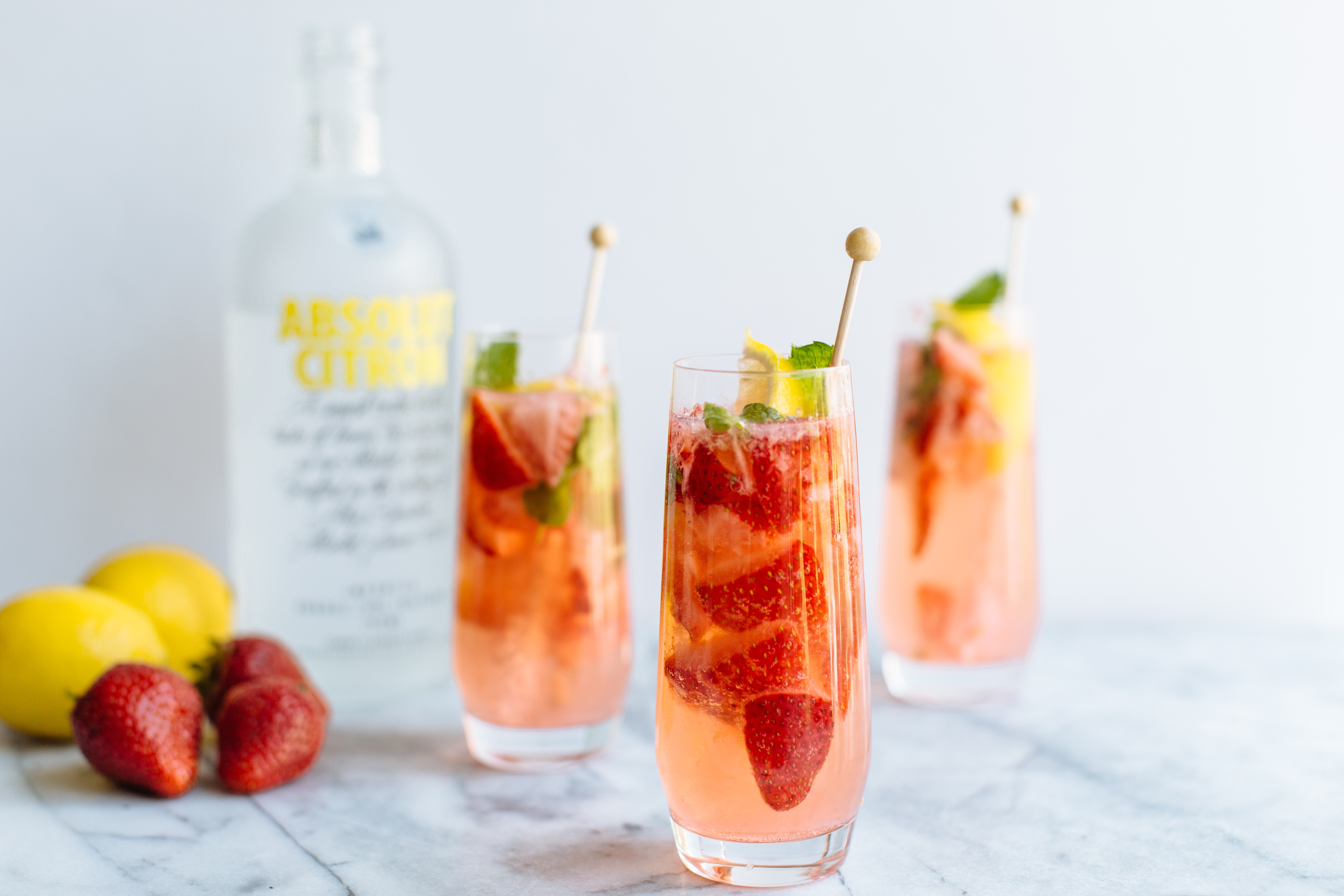 The PERFECT Fourth of July Cocktails