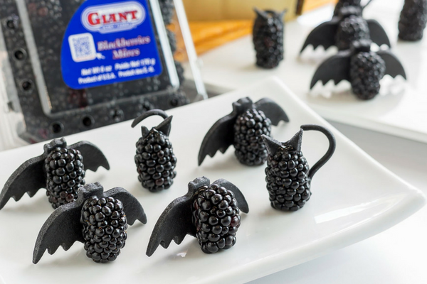 Spooky Bites to Snack on this Halloween without the Added Sugar
