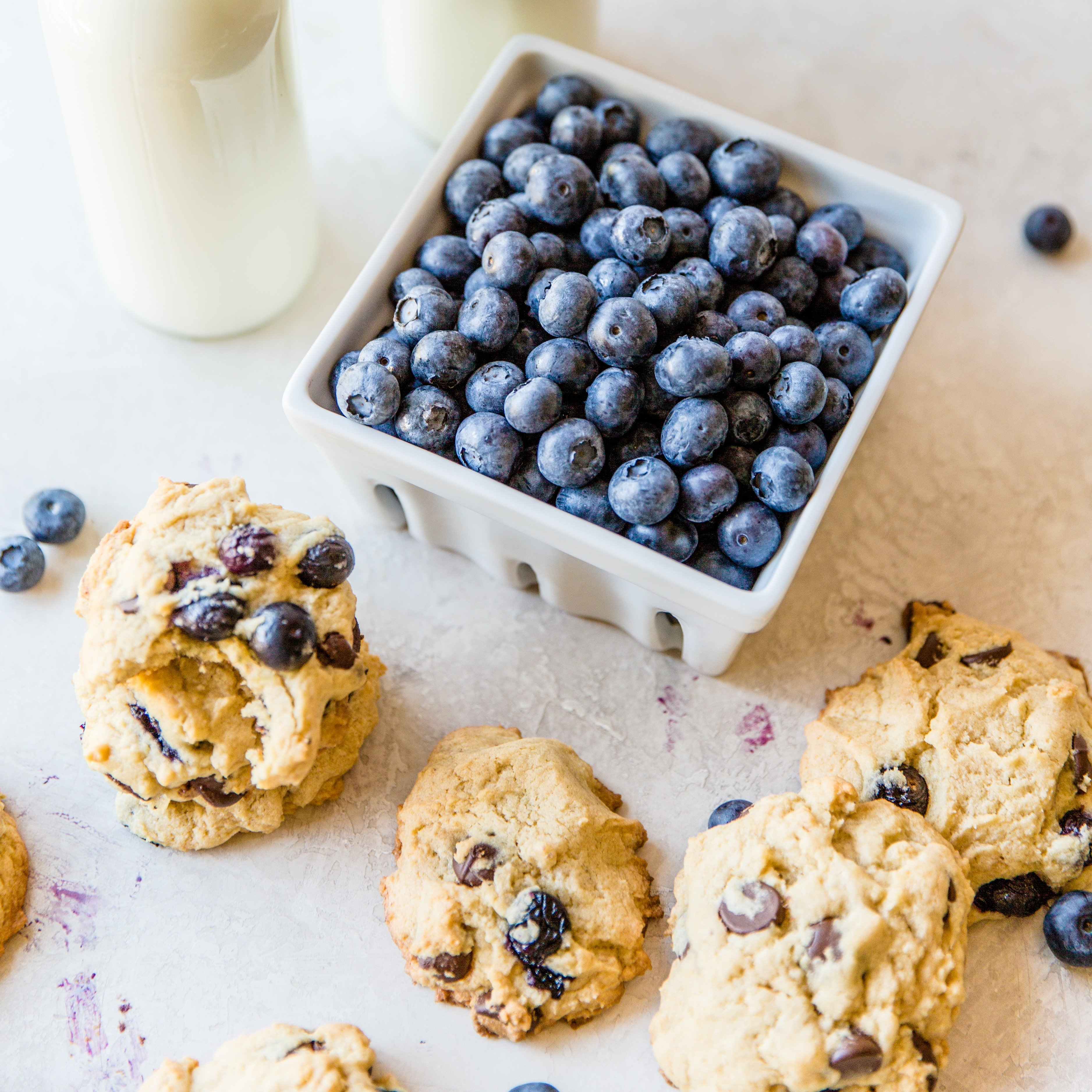 Blueberries 101: Storage and Serving Success