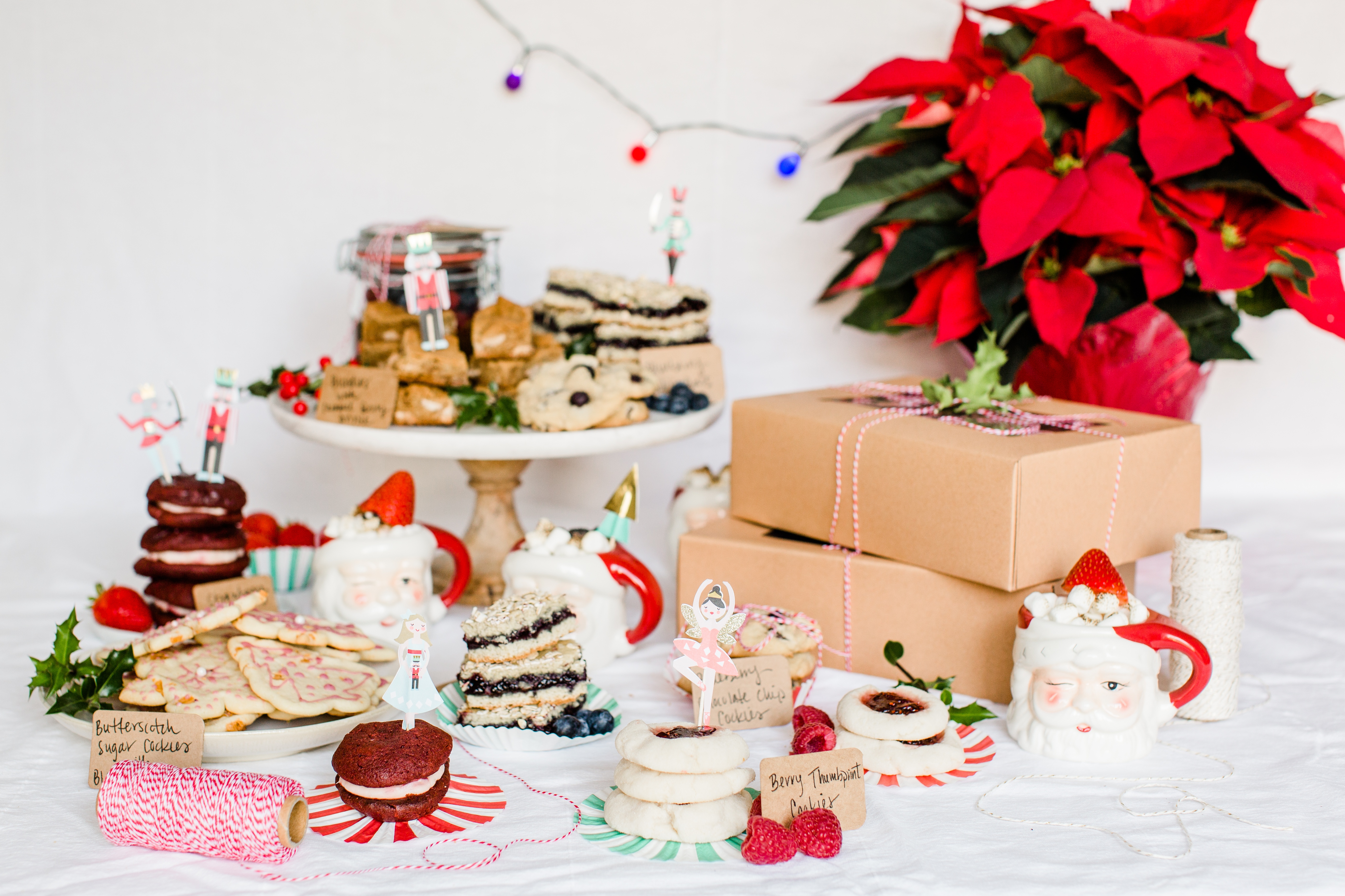 Host the Sweetest Holiday Cookie Exchange