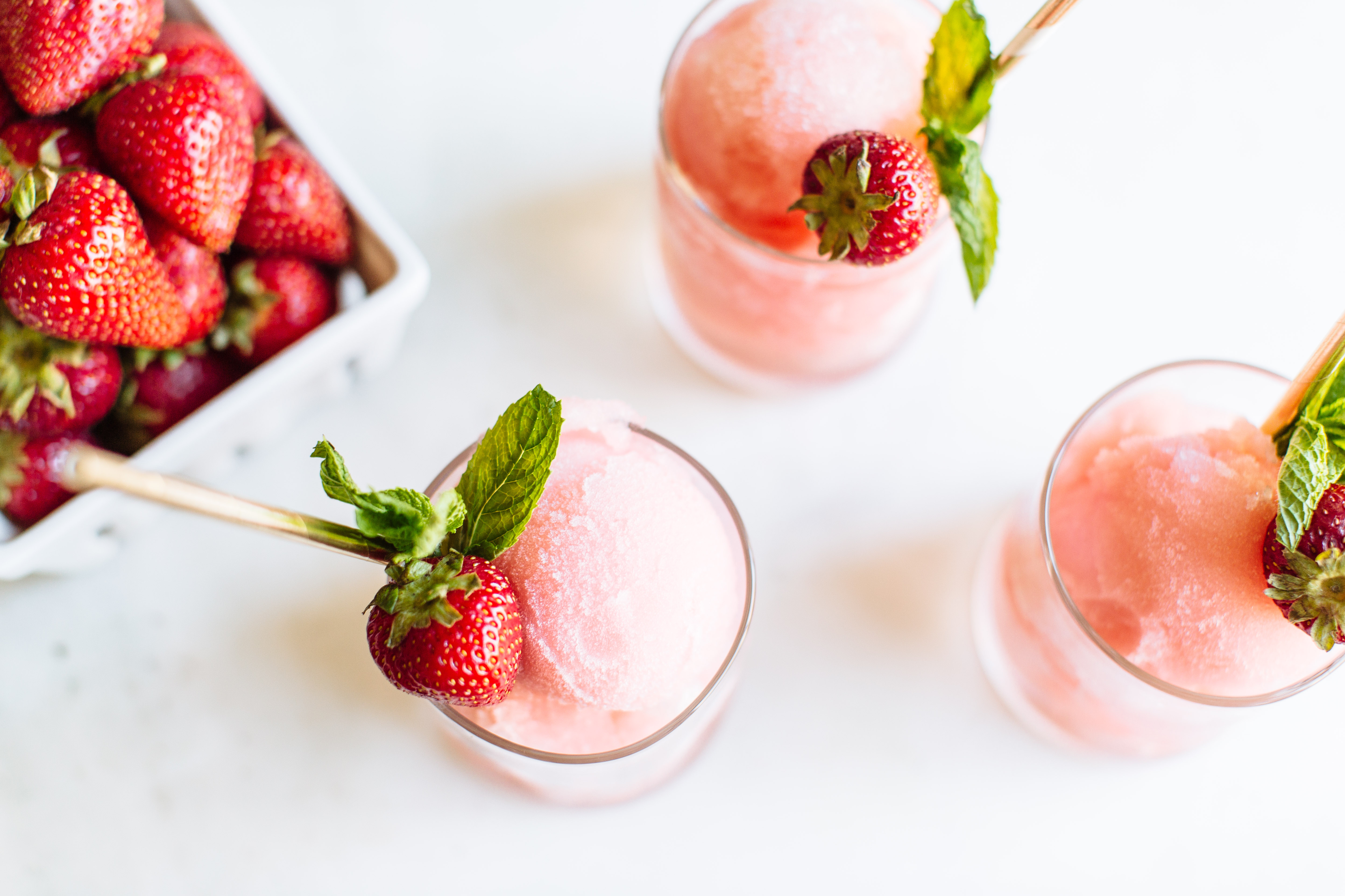 Strawberry Frose