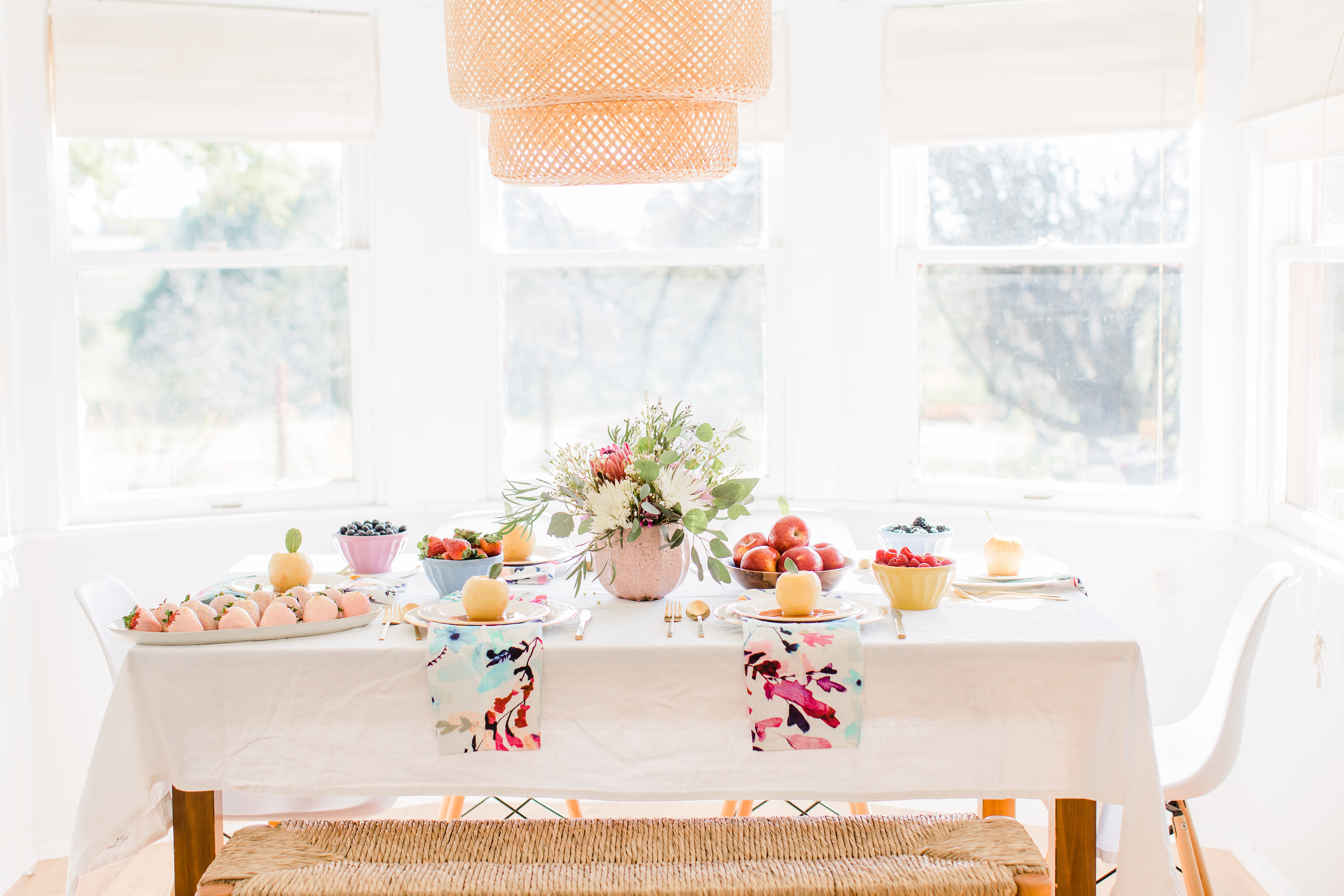 A Galentine's Day Brunch for the Ladies You Love