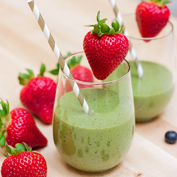 Seven Days of Smoothies