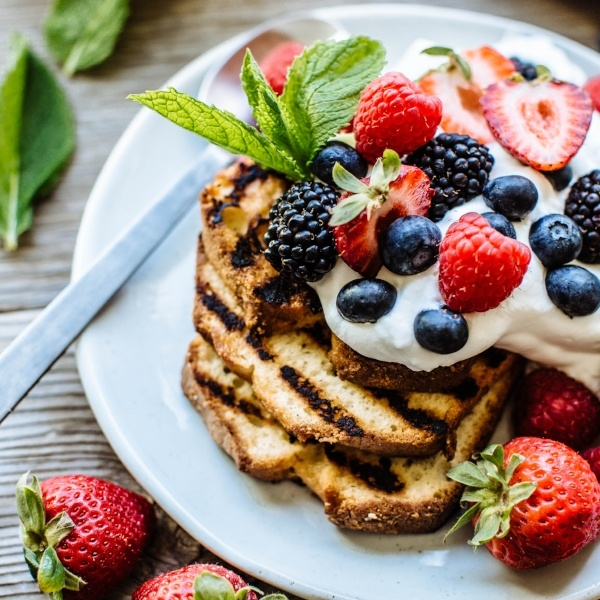 How To Use Berries On The Grill